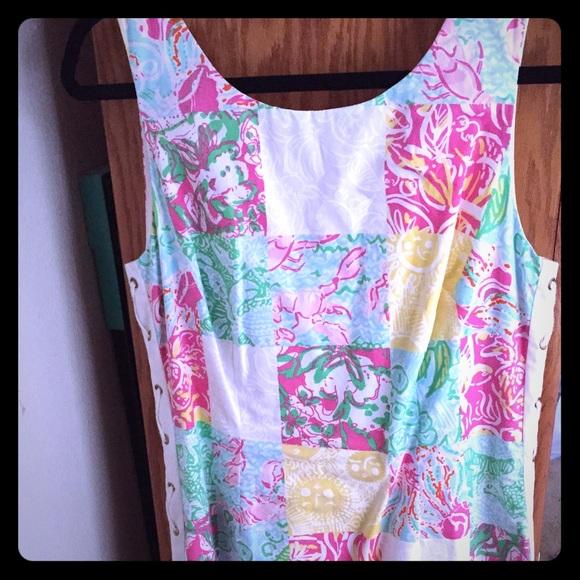022f72e2f5cc88 Lilly Pulitzer Dresses | Mini Party Favors Dress | Poshmark