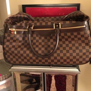 💯 Louis Vuitton weekend bag