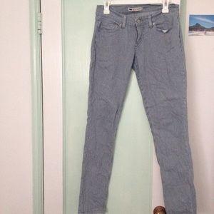 Levi's Denim - Levi's 524 too super low jeans