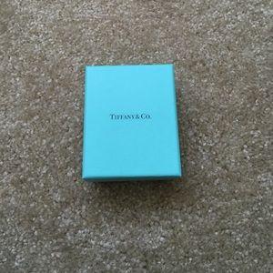 Tiffany necklace box