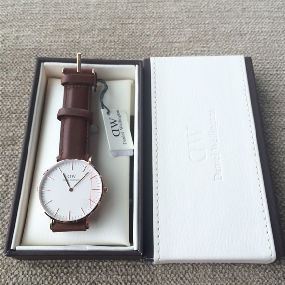 3d735b22ef20 Authentic Daniel Wellington Classic Bristol Lady