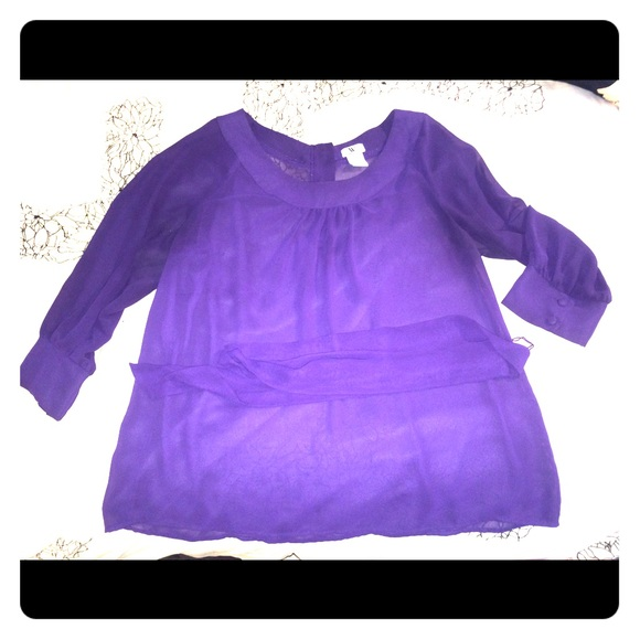 Find great deals on eBay for Purple Dressy Tops in Tops and Blouses for All Women. Shop with confidence.
