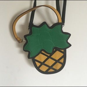 Handbags - Pineapple bag purse