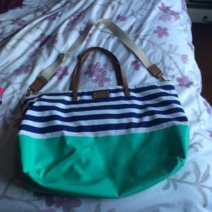 Kate Spade large tote bag with strap