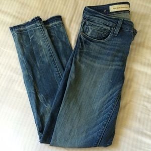 Anthro Skinny Jeans