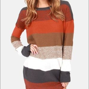 Jack sweater dress
