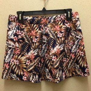 Sophie Rue floral skirt