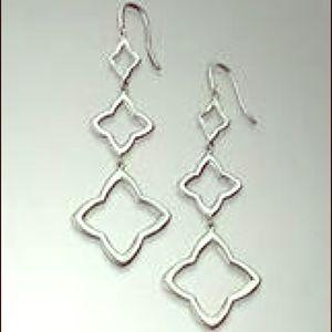 💯 David Yurman Quarterfoil earrings