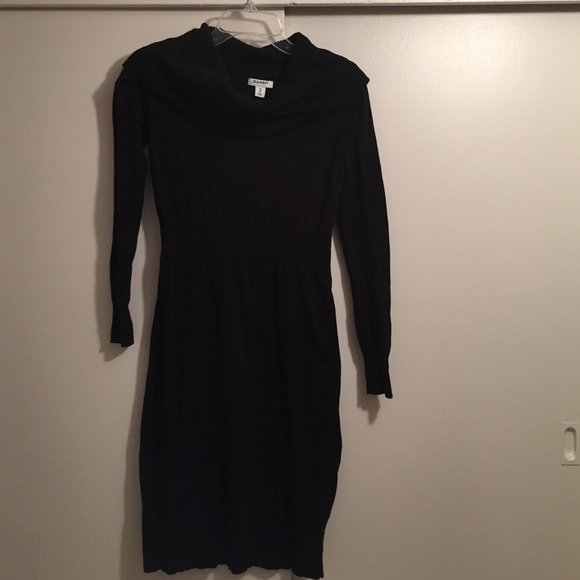 84% off Old Navy Dresses & Skirts - Old navy black sweater dress ...