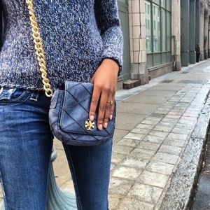 TORY BURCH Mini Lysa Cross Body bag