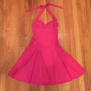Guess Dresses - Pink Guess halter dress