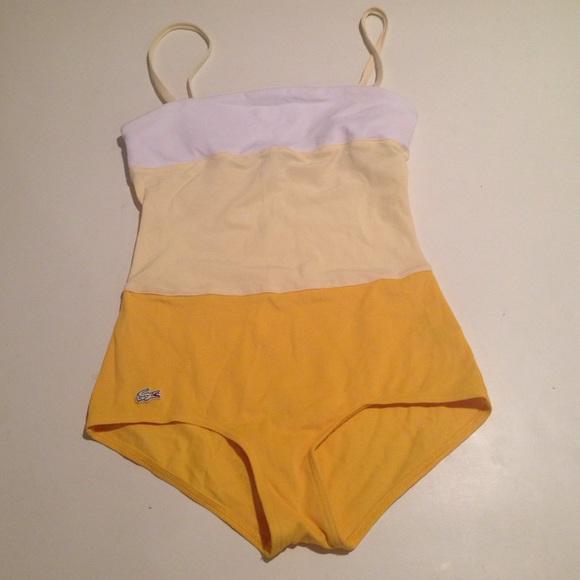 aa3452156de11 Lacoste Other - Lacoste bathing suit