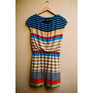 Guess Dresses & Skirts - Guess rainbow dress