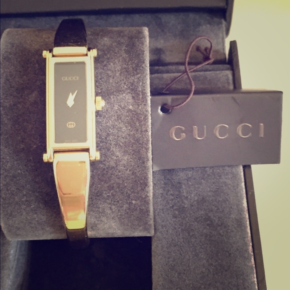 dda94cfa0 Gucci Accessories | Bracelet Watch Gline Collection Model 109 | Poshmark