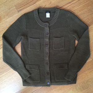 J. Crew Tops - Never worn J Crew cardigan