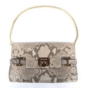 Xoxo New Money Python Embossed Shoulder Bag 99