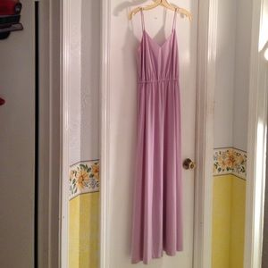 Light purple formal dress for any occasion