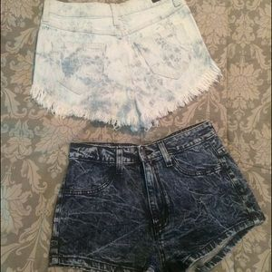 NEW High waisted shorts bundle!