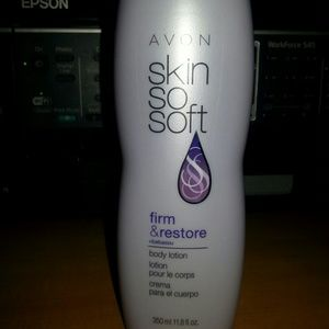 Skin So Soft firm and restore