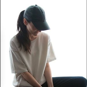  Not for Sale. Leather Baseball Cap