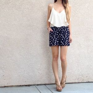 | new | bow print romper