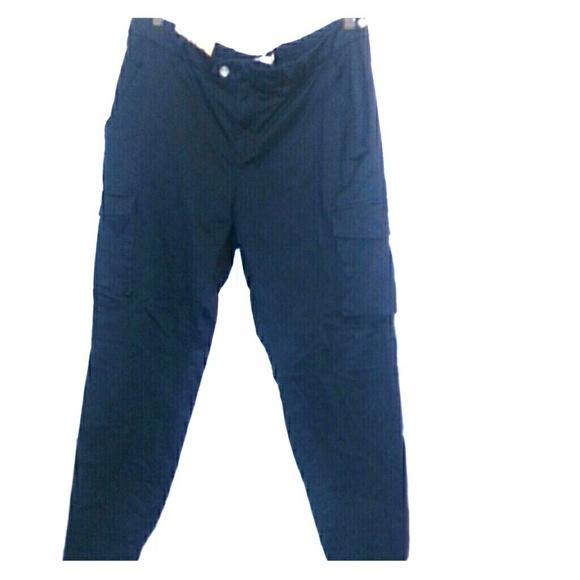 Creative Hu0026m Cargo Pants In Black | Lyst