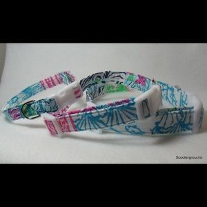 Lilly Pulizter collar for small/medium dogs