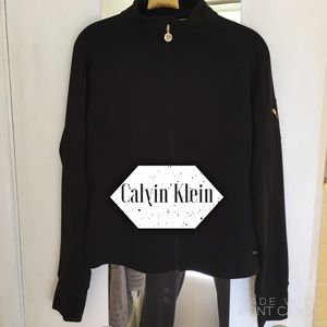 Calvin Klein athletic jacket