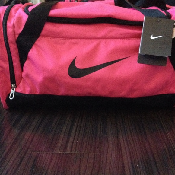 Nike Other   Hot Pink Duffle Bag   Poshmark 7cbac63bfb