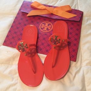 Tory Burch Jelly Mini Miller Sandals