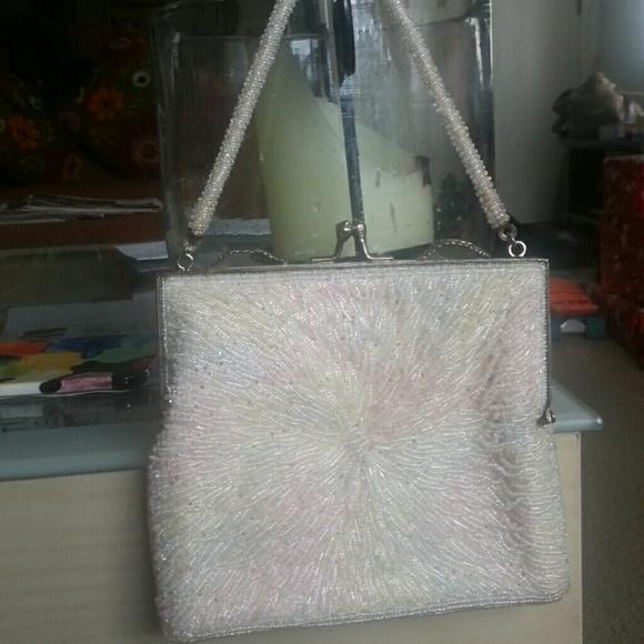 Vintage Handbags - Vintage Beads Bag