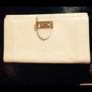 FENDI clutch wallet!