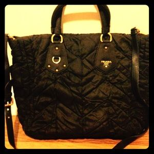 prada handbag repair warranty