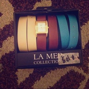 la mer collection watch set