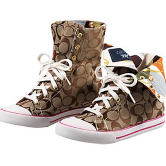 FOOTWEAR - High-tops & sneakers Coach 580C1VvPT