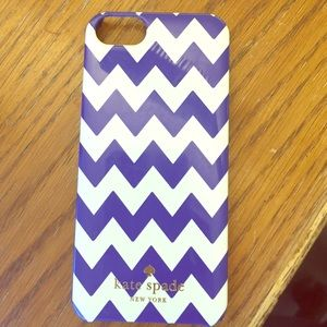 Kate spade cell phone case 5/5s