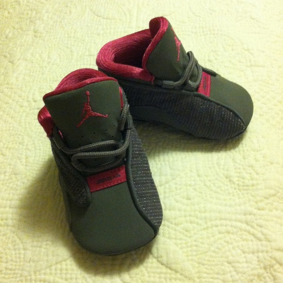 Infant Jordans Size 2c