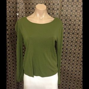 Iceberg Tops - Iceberg green top made in Italy