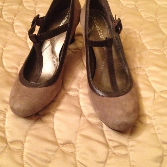 Naturaluzer Taupe Shoe | Poshmark