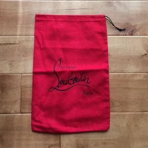 Christian Louboutin Shoes - Christian Louboutin Dust bag