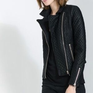 Zara faux jacket