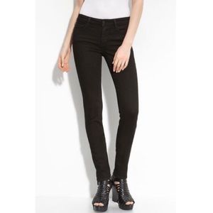 Joe's Jeans Denim - Joe's Black Visionaire Stretch