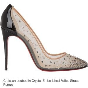 Christian louboutin follies 36.5