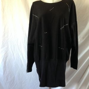 Vintage 80's Sweater Dress