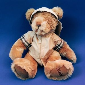 Burberry teddy bear