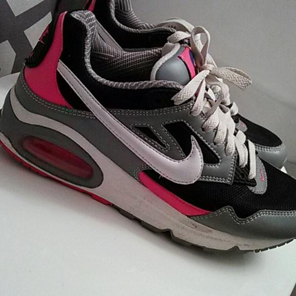 Nike Shoes Air Max Pink Grey Black Mercarii Cheaper Poshmark