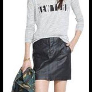 BNWOT $78 Madewell Skirt