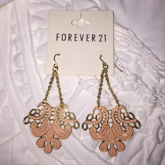 43 off forever 21 accessories forever 21 earrings from for Forever 21 jewelry earrings