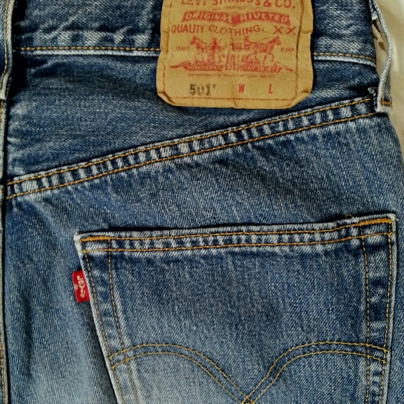 джинсы левис 501 как отличить подделку