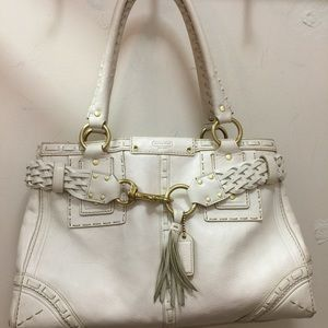 % Authentic COACH HAMPTONS TOTE